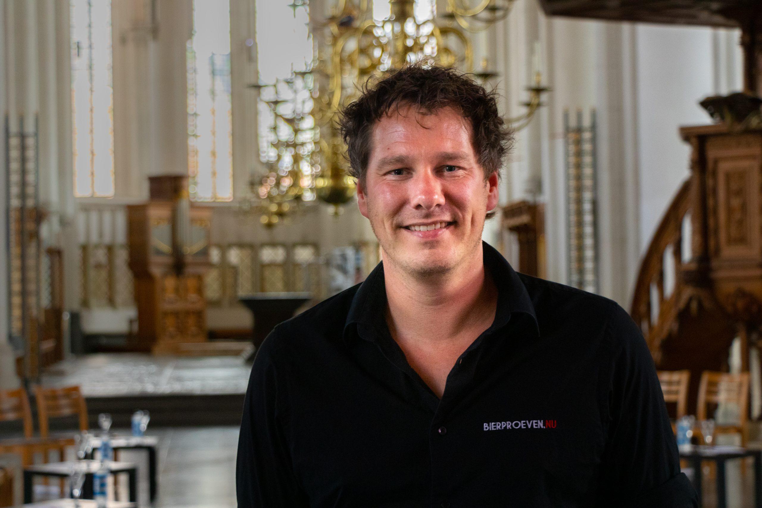 Aan het woord: Ivo Thijssen van Bierproeven.nu
