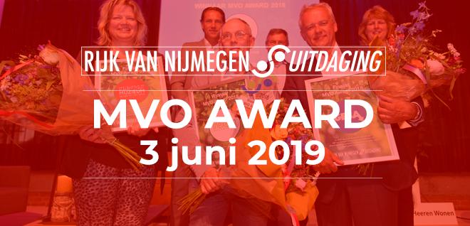 Finalist bij de MVO Award!